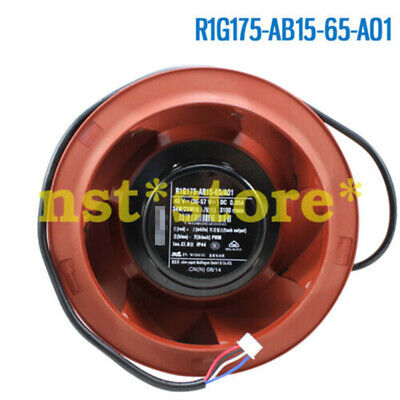 Ebm-papst Radical Series Centrifugal Blower German for Siemens Inverter Cooling Fan R2E190-RA26-05 Turbo Fans