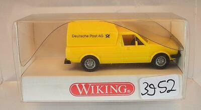 Wiking 1//87 nº 049 03 20 VW volkswagen polo DBP Post AG OVP #2449