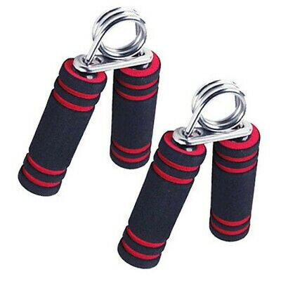 High Quality Foam Hand Grip Gripper Fitness Wrist Body Exercise Twin Pair Pack