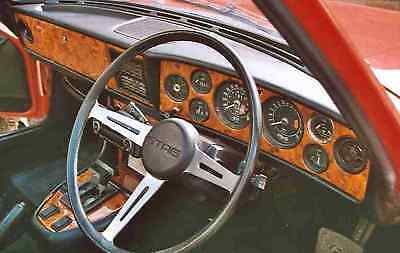 Triumph Stag Mk2 Walnut Dash Kit