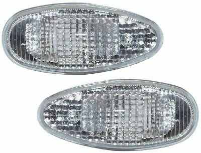 Mitsubishi Shogun 98- Pajero Sport Clear Side Light Repeater Indicators