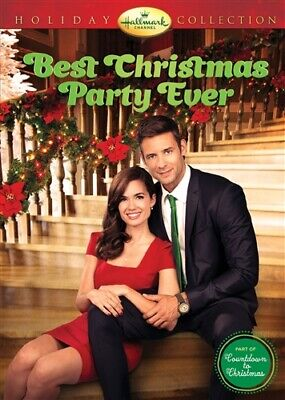 BEST CHRISTMAS PARTY EVER New Sealed DVD Hallmark Channel