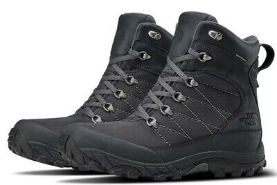 Ii Chilkat Snow North Face Insulated Mens Boots Waterproof 08vONwnm