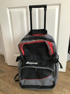 Snap On Tools Cabin Trolley Bag Hand Luggage with Backpack Option
