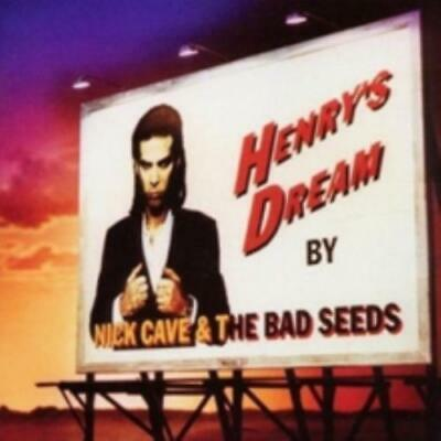Nick Cave and the Bad Seeds: Henrys Dream =LP vinyl *BRAND NEW*=