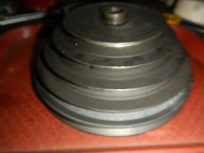 """Delta Milwaukee 17"""" Drill Press Slo Slow Speed Quill Pulley"""