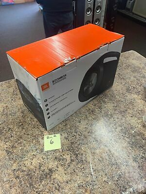 JBL Boombox Portable Wireless Bluetooth Speaker Black