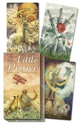 Tarot of the Little Prince whimsical loosely follow the Rider-Waite-Smith