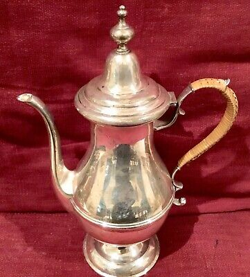 501 gm Teapot Sterling Silver Sterling And Welch Co