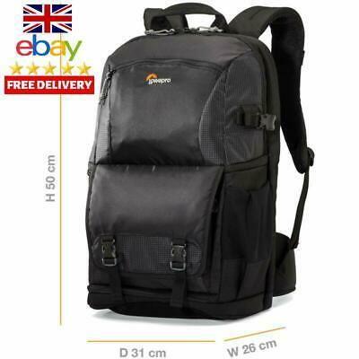 Lowepro Fastpack 250 Aw Ii Photographic Backpack, All Weather Cover For Laptop U
