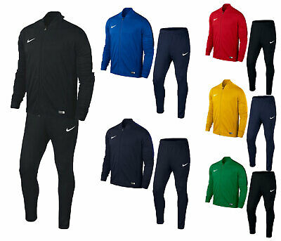 Nike Boys Tracksuit Kids Football Full Zip Tracksuits Junior Bottoms Sports Tops