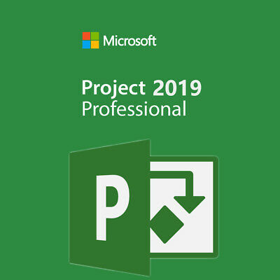 MS Project Professional 2019 License Key 1 PC + Official Download Link