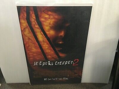 Jeepers Creepers 2 Original One Sheet 27x40 Movie Theater Poster