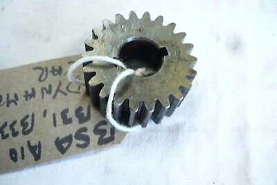 LU454495 E3L DYNAMO DRIVE GEAR STEEL 22T - BSA ETC. ( Looks Unused )