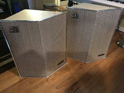 Vintage AMI Stereophonic Jukebox Speakers...In Chicago