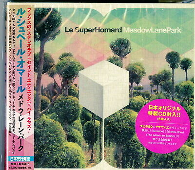 Le Superhomard-Meadow Lane Park-Import 2 CD con Giappone Obi F83
