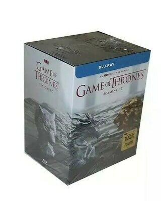 Game of Thrones: The Complete Seasons 1-7 Blu-ray Disc 2017 Bonus Content