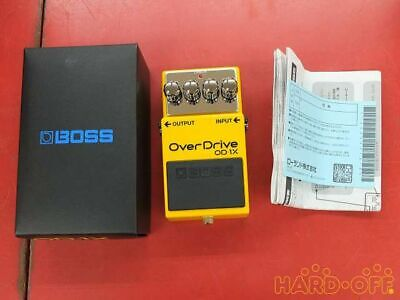 BOSS OD-1X Overdrive Effect Pedal From Japan Free Shipping JP