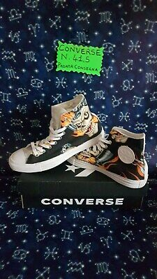 CONVERSE ALL STAR stampate con teschio messicano EUR 129