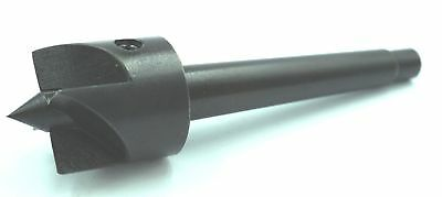 "Soba 1 MT Morse Taper Woodworking Lathe Prong Drive 1"" Dia Head"