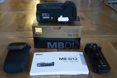 Nikon Multi-Power Battery Pack MB-D12