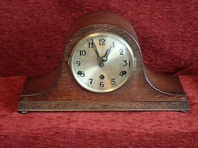 VINTAGE MANTEL CLOCK, Westminster Chimes