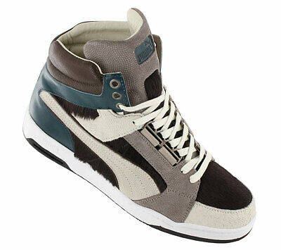 PUMA SLIPSTREAM X Made in Italy Mens Hi Top Trainers Lace Up