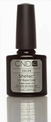 CND Shellac Base coat Nagellack Super Qualität Top
