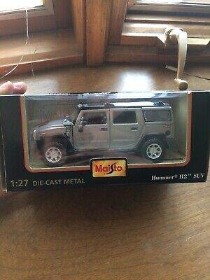 Maisto 1:27 Special Edition Hummer H2 SUV Dicast