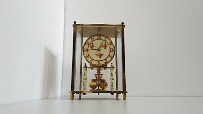 Kundo 400 day Brass anniversary lantern mechanical clock