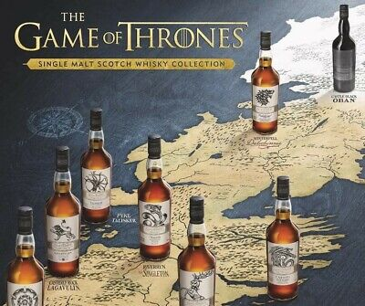 Game Of Throne Oban Complete Set