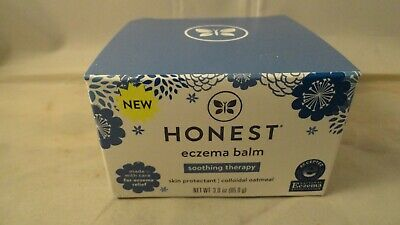 The Honest Company Eczema Soothing Therapy Balm Lotion Baby 3oz exp 2021