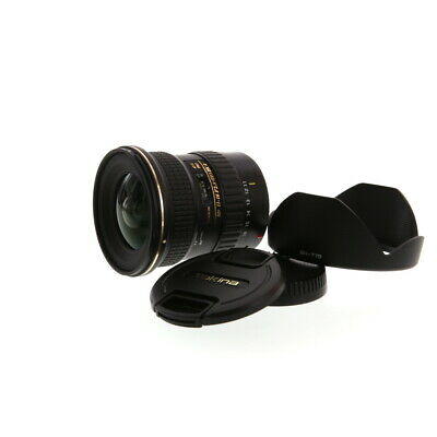 Tokina 11-16mm F/2.8 Asph AT-X Pro IF DX SD II EF Mount Lens For Canon {77}