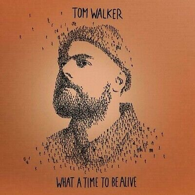 Tom Walker What A Time To Be Alive Deluxe Edition New CD
