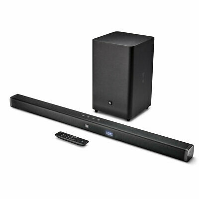 JBL Bar 2.1-Channel Sound Bar with Wireless Subwoofer  (Refurbished)