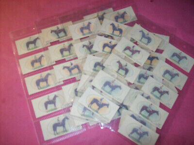 Derby and Grand National Winners Transfers 50 x John Player Full set Players