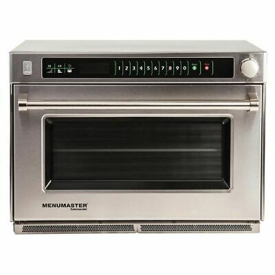Menumaster Steam Microwave MSO5211 Programmable Power output - 2.1kW 16A  45Ltr