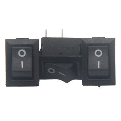 Led Rocker Truck Boat Position Switch Home Mini Accessories Parts