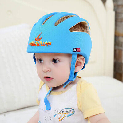 Adjustable Kid Baby Toddler Safety Helmet Headguard Cap Protective Harnesses Hat