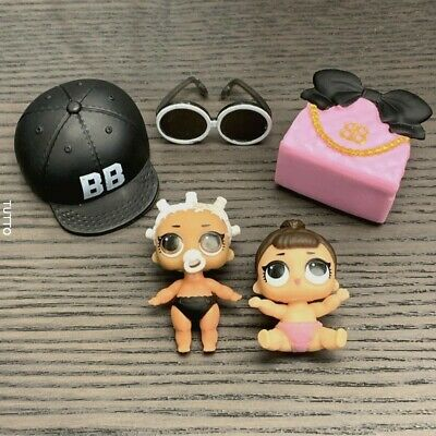 LOL Surprise LiL Sisters L.O.L. FRESH & fancy OPPOSITES CLUB SERIES 2 doll Toys