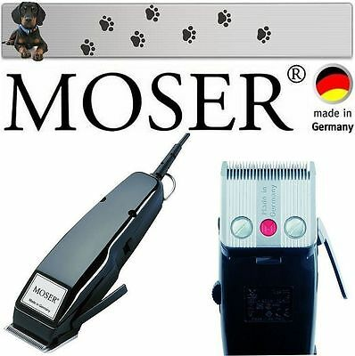 Moser Professionnel Animal Tondeuse Made IN Germany