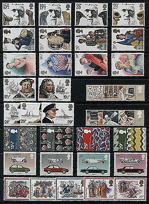 GB 1982 Commemorative Stamps, Year Set~Unmounted Mint~UK Seller