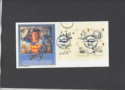 2010 Winnie the Pooh M/S Dambusters 617 Squadron Cambridge SC Official FDC