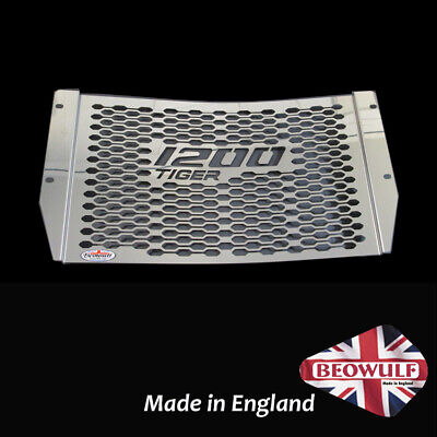 Grill by Beowulf Triumph Thunderbird 1600 1700 Stainless Steel Radiator Guard