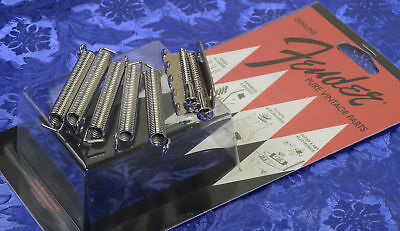 Fender Pure Vintage Stratocaster Strat Tremolo Spring/Claw Kit 0992084000 NEW!