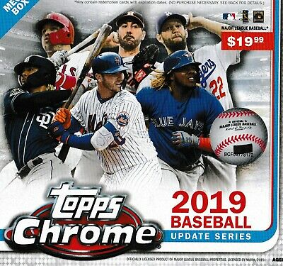 2019 Topps Chrome Update Series 1-100 Pick Your Card Complete Your Set
