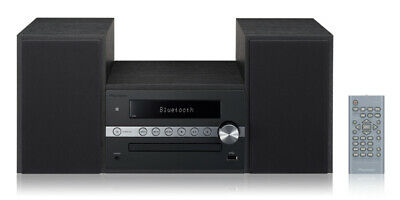 Pioneer X-CM56B Mini Stereo System with Built-in Bluetooth (Black) - (Open Box)