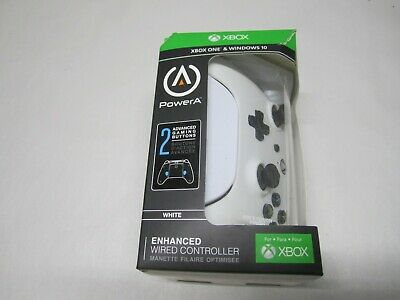 Power A enhanced wired controller for xbox one