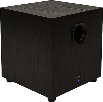 Pioneer SW-10 200W Powered Subwoofer (Open Box)