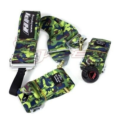 HPI 4-Point 3 Inch Racing Harness Right Side Harness Camouflage HPRH-4900CF-R